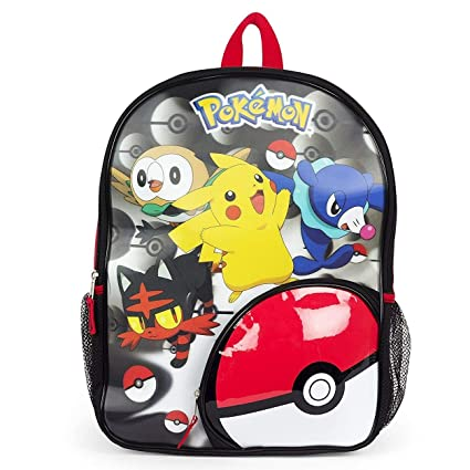 Image Unavailable. Image not available for. Color  UPD Pokemon Pokeball  Comer Molded Pocket ... e94c16fc11d16