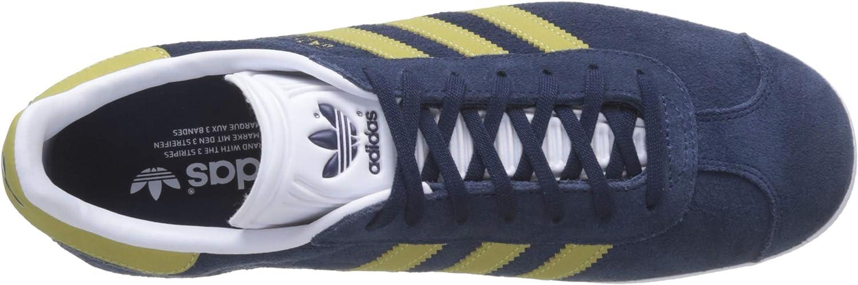 Adidas Gazelle Basket Mode Homme Bleu Maruni Dormet Ftwbla 000