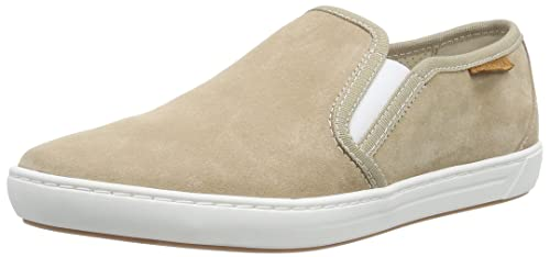 Birkenstock Shoes Skye Damen, Mocasines para Mujer, Beige (Sand/SOHLE White-Honey), 36 EU: Amazon.es: Zapatos y complementos