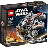 Lego Star Wars 75193 - TM - Microfighter Millennium Falcon