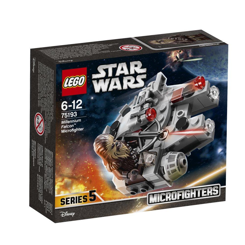 LEGO Star Wars Lego Microfighter: Halcón Milenario