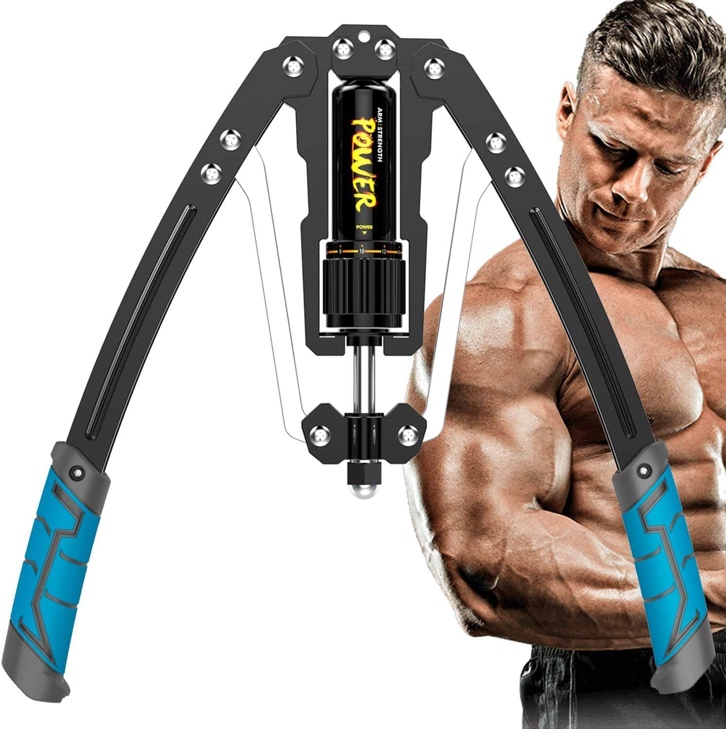 Upgraded 4th Generation Power Twister Arm Exerciser Arm Muscle Training Machine