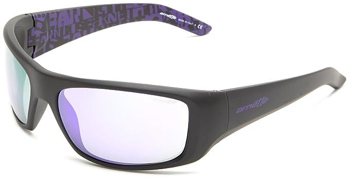 Arnette An4182 21774V 62 Mm Gafas de sol, Negro difuminado, 62 Unisex-Adulto