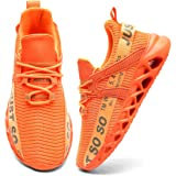 EGMPDA Mens Fashion Sneakers Running Shoes Tennis Casual Walking Workout Athletic Gym Cross Training Sport Lightweight Breath