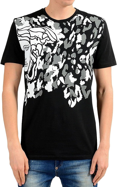 Versace Collection V800485S VJ00028 V000 Black T-Shirt