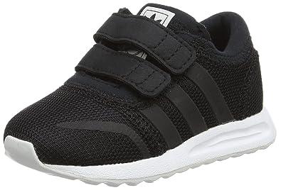 79964b7aa8 Adidas Los Angeles CF, Scarpe Running Unisex - Bimbi 0-24, Nero ...