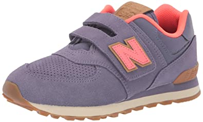 size 40 71f3f abf77 New Balance Kids' Iconic 574 Hook and Loop Sneaker