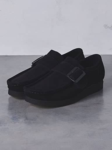 Wallabee Monk 1331-499-8079: Black