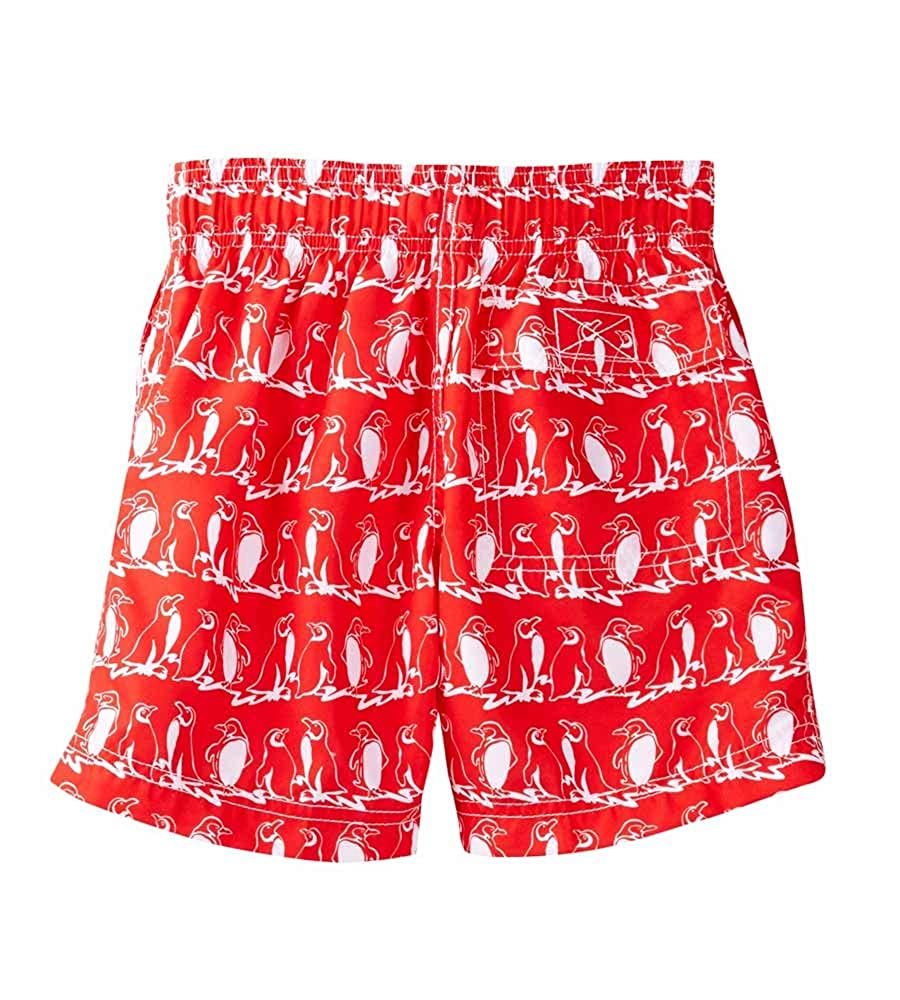 Azul RED Freeze Board Shorts