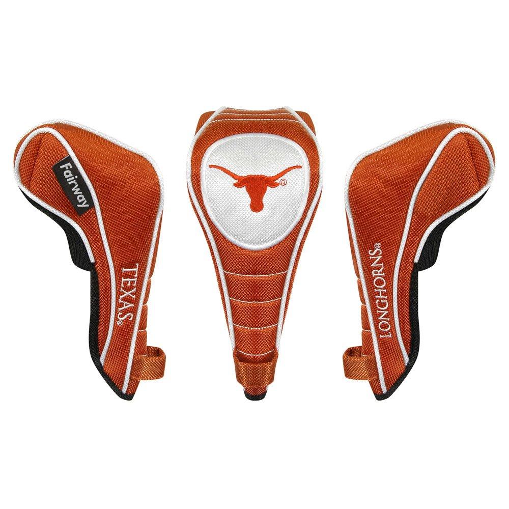 3新しいTeam Effort University of Texas Longhornsフェアウェイヘッドカバー B071GDLJCC