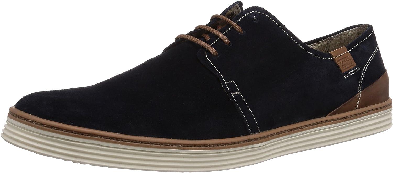 camel active Copa 21 - Zapatos con Cordones de Cuero Hombre