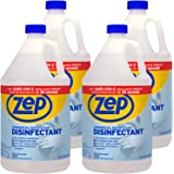 Zep Quick Clean Disinfectant 128 oz. Case of 4 Kills 99.9% of Bacteria in 5 Seconds (ZUQCD128)