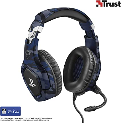 Trust Gaming GXT 488 Forze-B Auriculares de Gaming para PS4 ...