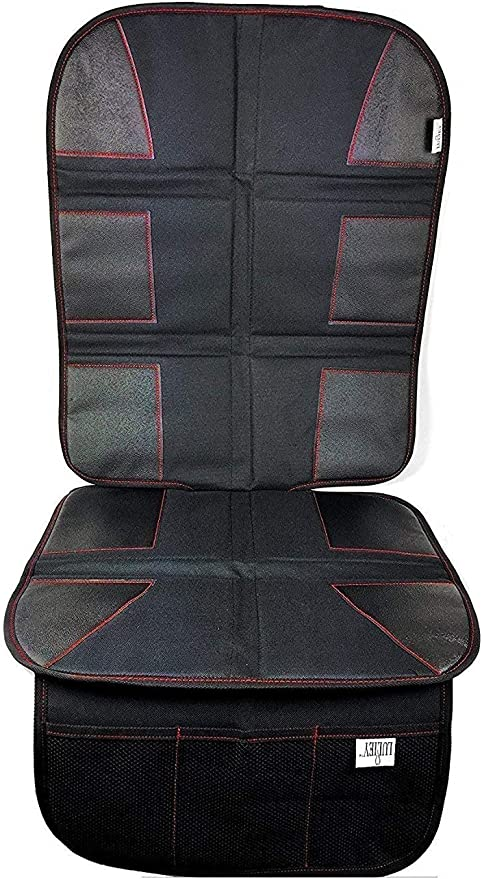 Luliey Car Seat Protector 2-Pack CarSeat Cover Pad For Child Baby Car Seats