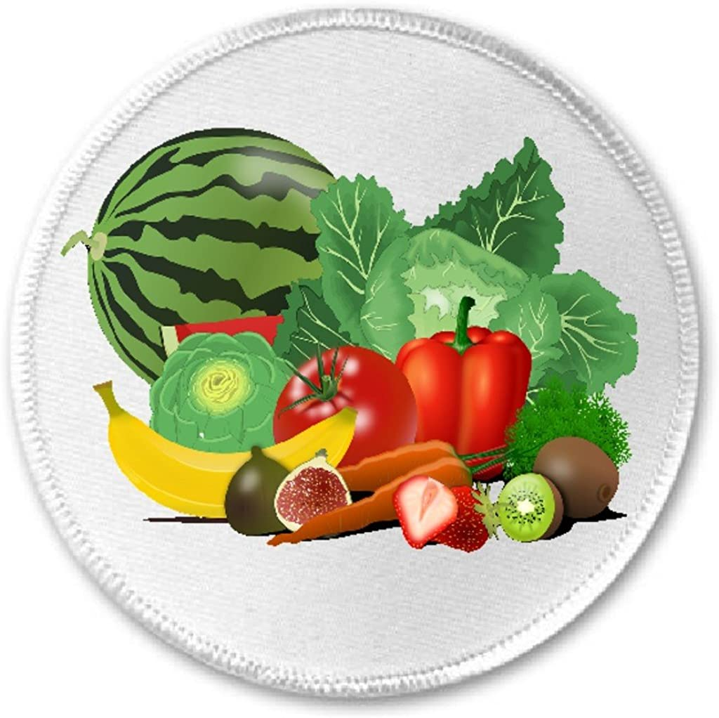 Fruits And Vegetables - 3