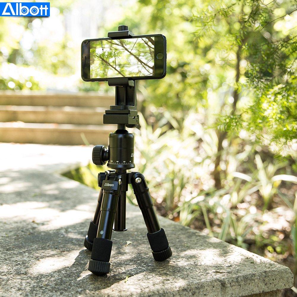 albott 24 - 64 cm 25ZOLL Mini trípode flexible Cámara de Viajes de ...