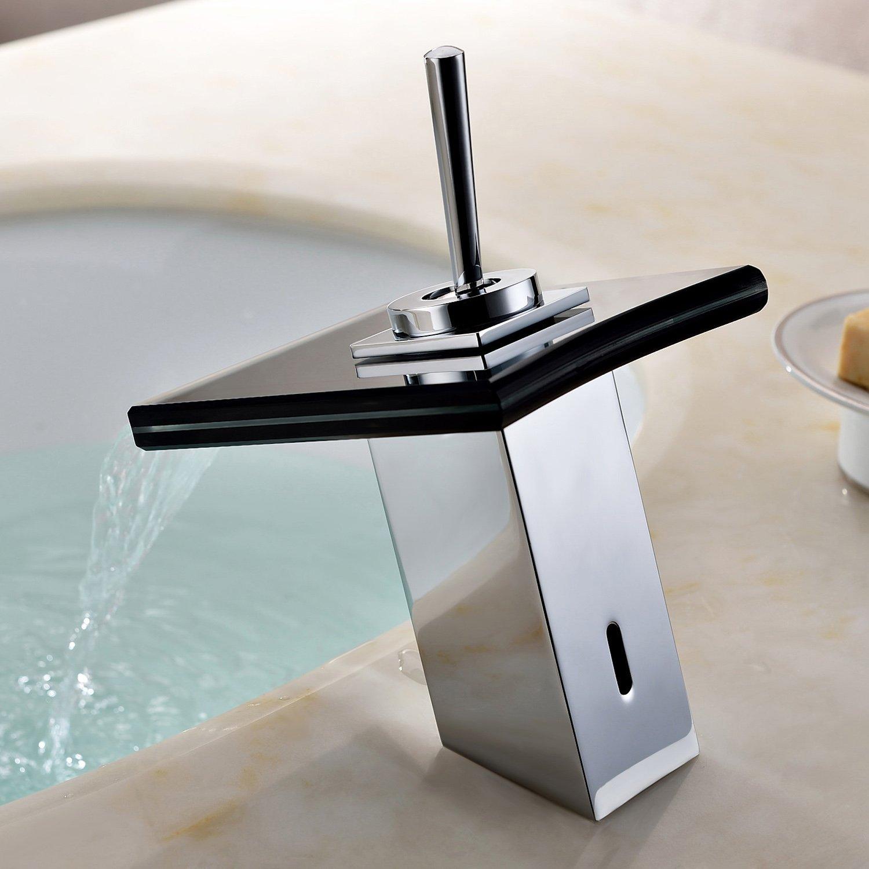 Lightinthebox Deck Mount Single Hole Bathroom Sink Faucet Countertop ...