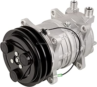 Amazon Com Ac Compressor A C Clutch Replaces Diesel Kiki Tama Buyautoparts 60 02330na New Automotive
