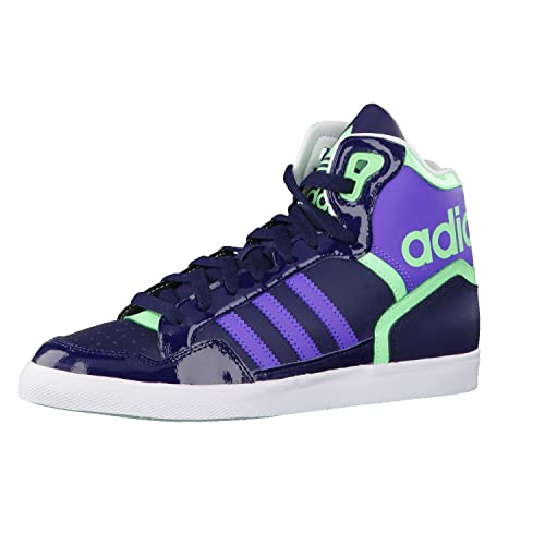 info for 7d81f 52c14 adidas Originals Extaball, Sneakers da Donna, Blu (Collegiate NavyJoy  Purple s13light Flash Green s), 38.5 Amazon.it Scarpe e borse