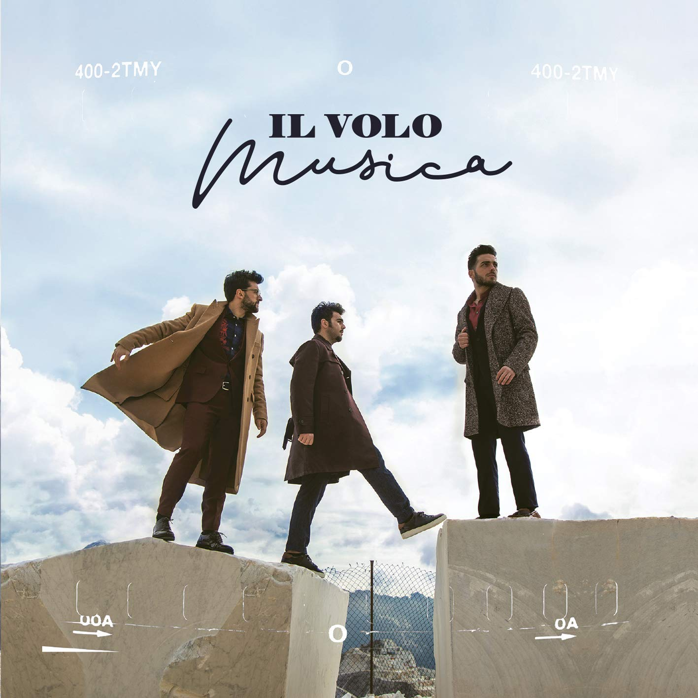 CD : Il Volo - Musica [Import]