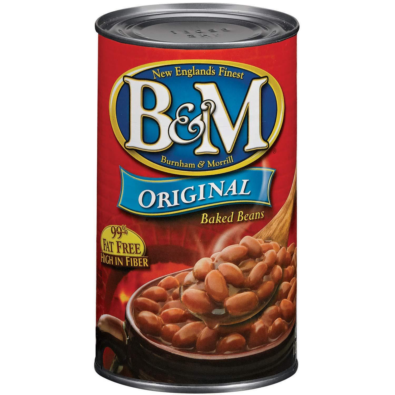 B&M Baked Beans, Original, 16 oz