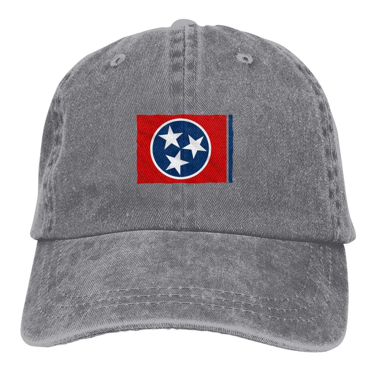 ORYISGAD Flag of Tennessee3 Sports Cap for Mens and Womens
