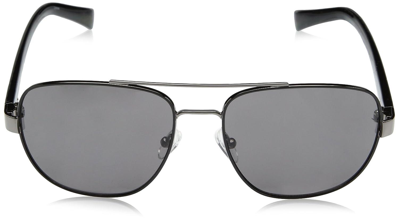 Calvin Klein aviador gafas de sol estilo aviador 3002 para hombre ...
