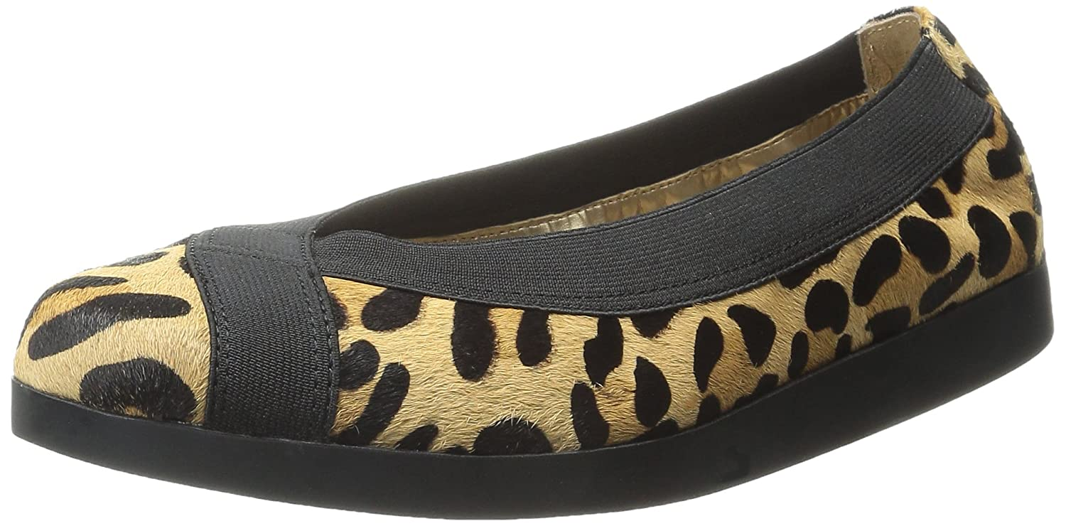 Me Too Women's Barbara Flat B0122O5WX6 8 B(M) US|Tan Jaguar