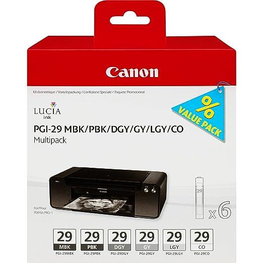 27 opinioni per Canon 4868B018 Cartuccia d'Inchiostro