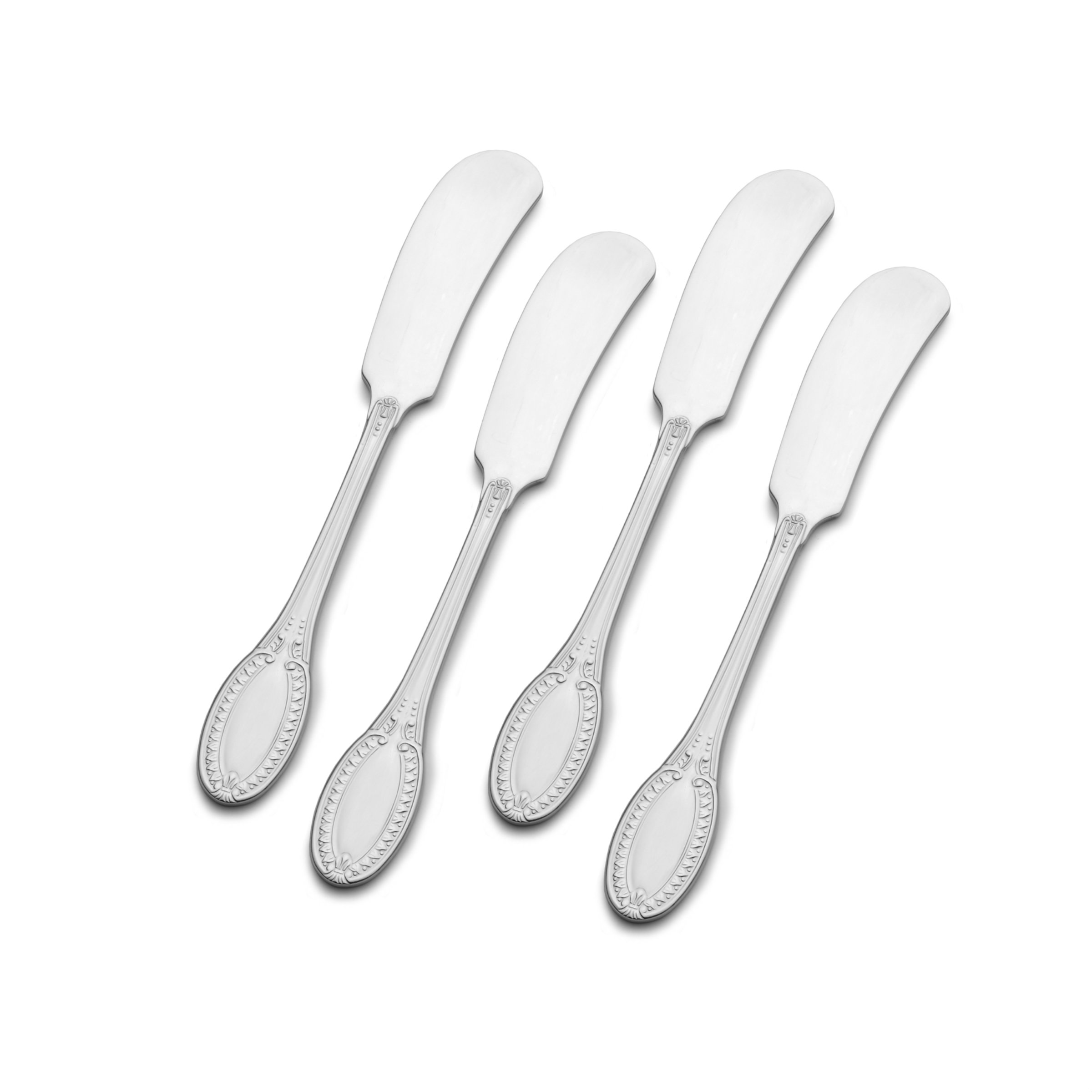 Wallace Hotel Spreaders, Set of 4