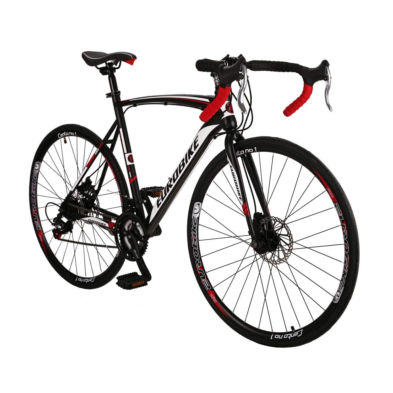 オリジナル ロードバイクXC550-54W 700C 21速トランスミッション リブ高30mm リブ高30mm スチールフレーム700C* 28C 48A*/ B07Q1KSK9G Vタイヤ 自転車 49 黑/白 B07Q1KSK9G, コサザチョウ:d3f9247d --- senas.4x4.lt