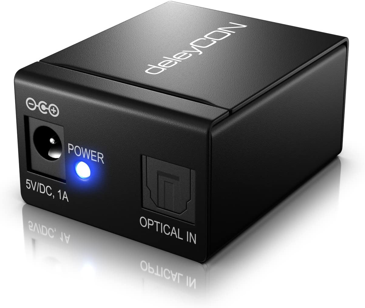 2x Optische Toslink Buchse Audio Kabel Koppler Verlängerung Extender AdaR/_si