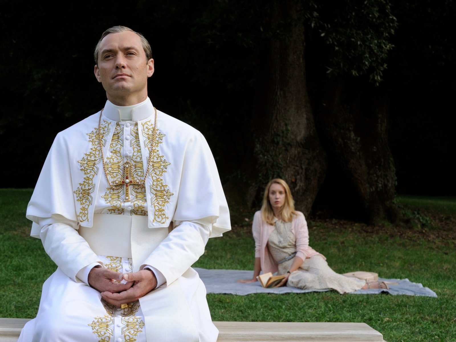 Amazon com: Watch The Young Pope - Season 1   Prime Video