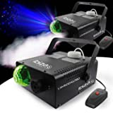 LSM500ASTRO 2en1 Machine à fumée + Astro LED RVB