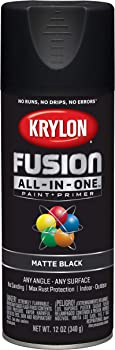 Krylon Fusion All-In-One Spray Paint + Primer Can 12-oz.