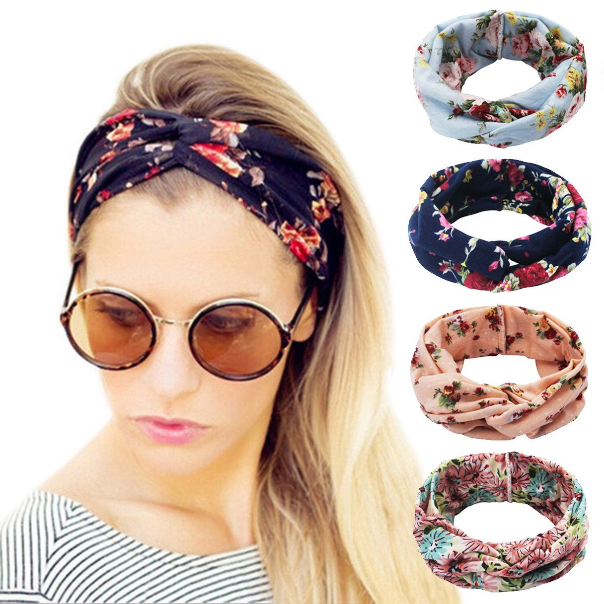 Seersucker Pure Hair Ring Hair Tie Women Robber Band Hair Accessories Hairband