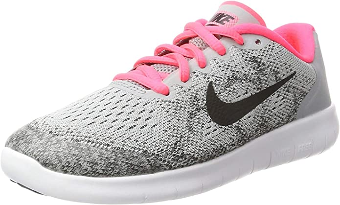 Nike Girls Free Rn 2017 Gym Exercise Running Shoes Running
