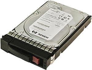 HP 2TB 7.2K 6G DP MDL SAS 1Y W