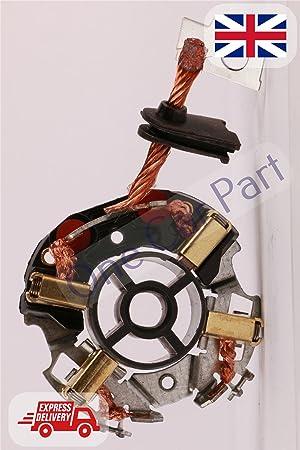 Bosch Motor de arranque cepillo caja vw LT 28 35 46 2.3 polo golf 1.0 1.3 1.4 1.6: Amazon.es: Coche y moto