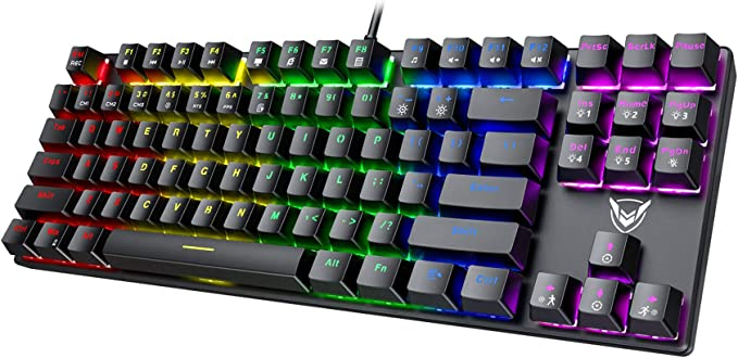 PICTEK TKL Mechanical Gaming Keyboard