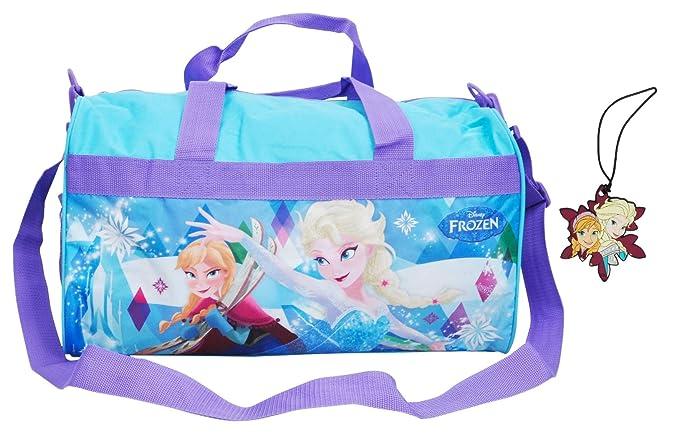 Amazon.com: Juego de 2 etiquetas de equipaje y bolsa de ...