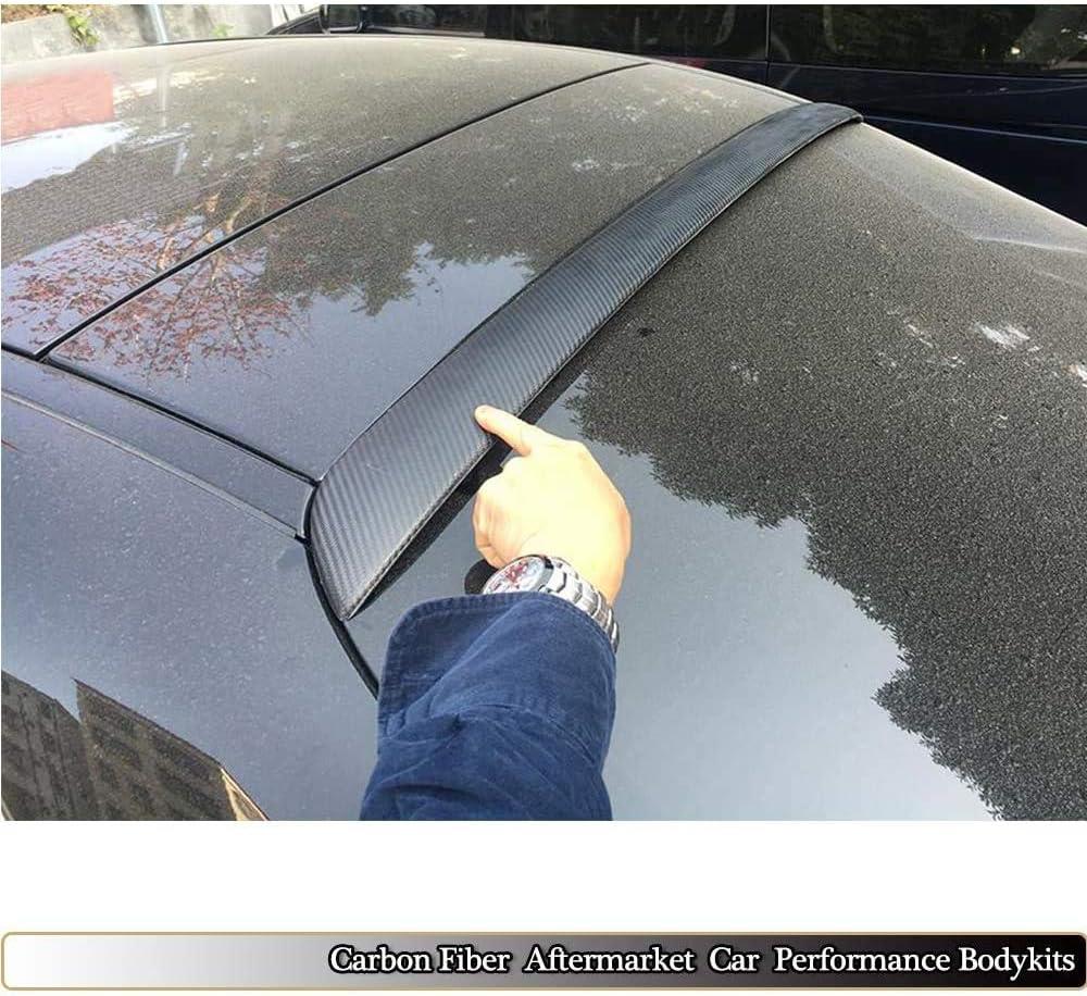 NBPLUS F/ür Mercedes Benz E-Klasse W213 E250 E300 E350 E400 E500 E550 E43 E63 Amg 2017 2018 Auto Carbon Fiber Top Fit Dachfenster Spoiler