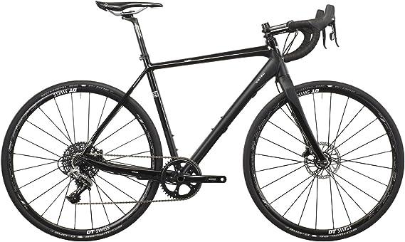 VOTEC VRX-G Pro Gravel - Bicicletas ciclocross - negro Tamaño del ...