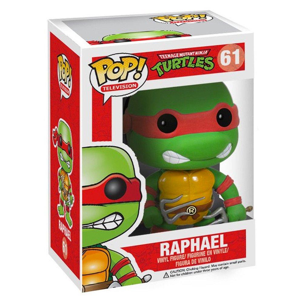 Amazon.com: Funko POP: TV: teenage mutant ninja turtles ...
