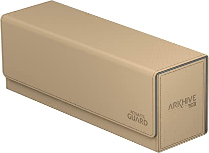 tama/ño est/ándar Caja para 80 Cartas Color Amatista Ultimate Guard Boulder Deck Case