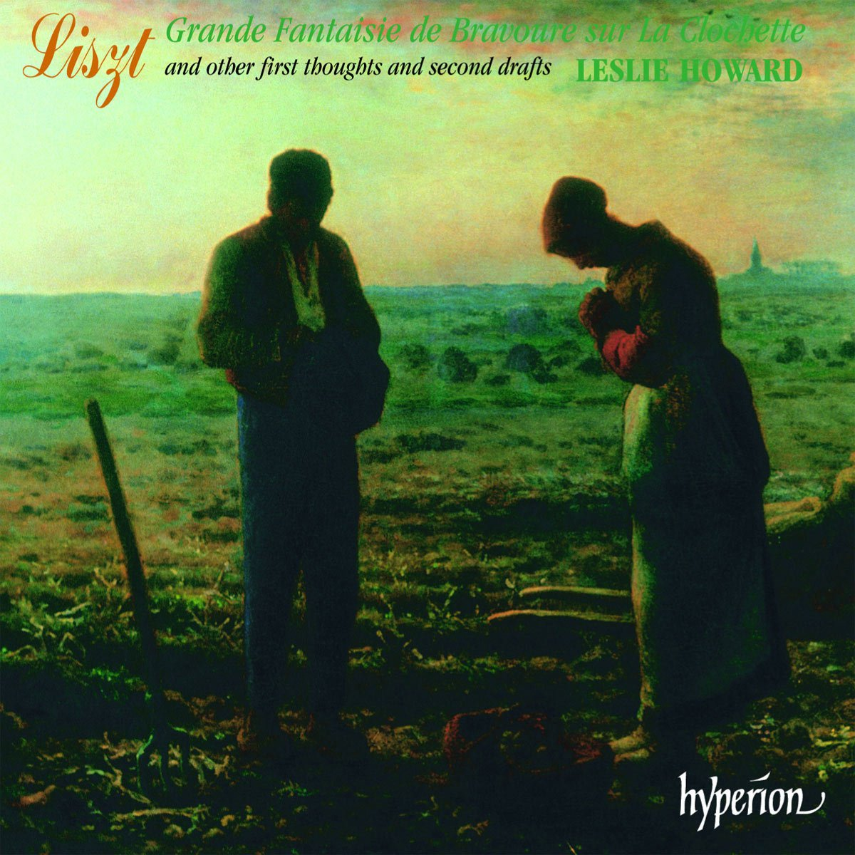 Liszt: Complete Piano Music Vol.55 by HYPERION.