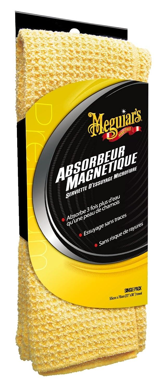 Meguiar's X2000F Absorbeur Magné tique Meguiar' s