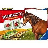 Ravensburger - 24642 - Jeu Educatif - Memory Les Animaux
