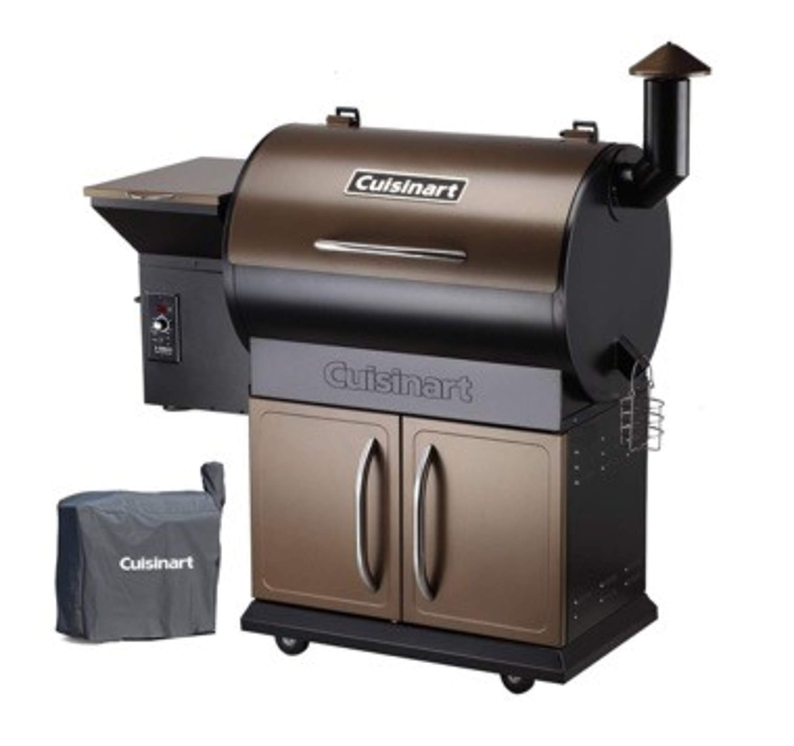 Cuisinart CPG-6000 Deluxe Wood Pellet Grill and Smoker by Cuisinart