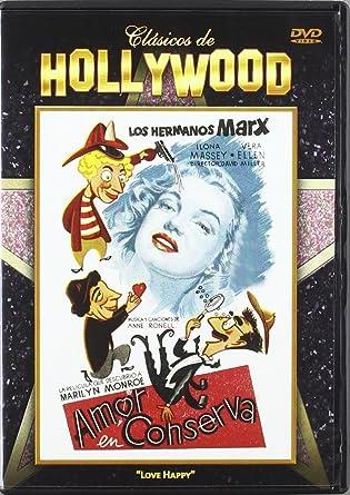 Clasicos de Hollywood - Amor en Conserva [DVD]: Amazon.es: Harpo ...